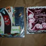 1st B'day Cake